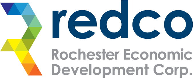 Rochester Economic Development Corp logo